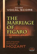 W.A. Mozart: The Marriage Of Figaro (Vocal Score) Sheet Music