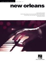 Jazz Piano Solos Volume 21: New Orleans Sheet Music