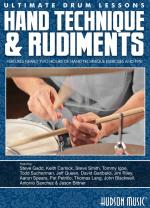 Ultimate Drum Lessons: Hand Technique & Rudiments Sheet Music