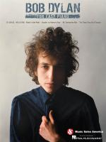 Bob Dylan: Easy Piano Sheet Music
