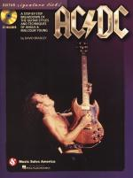 AC/DC - Guitar Signature Licks Sheet Music