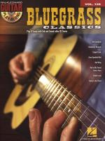 Guitar Play-Along Volume 138: Bluegrass Classics Sheet Music