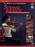 Terry Shade/Jeremy Woolstenhulme: String Basics - Steps To Success For String Orchestra - Book 1 (Vi Sheet Music