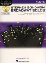 Flute Play-Along: Stephen Sondheim - Broadway Solos Sheet Music