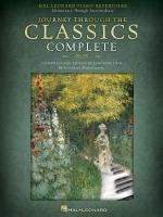 Journey Through The Classics: Complete Sheet Music