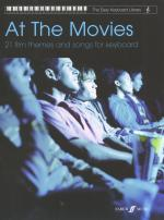 Easy Keyboard Library: At The Movies Sheet Music