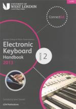 London College Of Music: Electronic Keyboard Handbook 2013 - Grade 2 Sheet Music