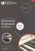 London College Of Music: Electronic Keyboard Handbook 2013 - Grade 1 Sheet Music