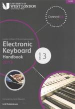 London College Of Music: Electronic Keyboard Handbook 2013 - Grade 3 Sheet Music