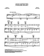 Foolish Heart Sheet Music