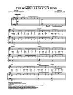 The Windmills of Your Mind Sheet Music