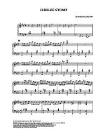 Jubilee Stomp Sheet Music