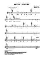 I Know You Rider Sheet Music
