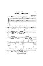 Margaritaville Sheet Music