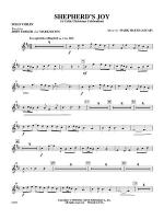 Shepherd's Joy (A Celtic Christmas Celebration): 1st Violin Sheet Music