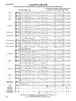 A Nation's Prayer (Based on God of Our Fathers and The Battle Hymn of the Republic): Score Sheet Music