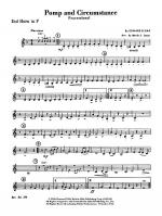 Pomp and Circumstance, Op. 39, No. 1 (Processional): 2nd F Horn Sheet Music