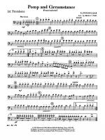 Pomp and Circumstance, Op. 39, No. 1 (Processional): 1st Trombone Sheet Music