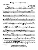 Pomp and Circumstance, Op. 39, No. 1 (Processional): 2nd Trombone Sheet Music