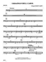 Ukrainian Bell Carol: Timpani Sheet Music