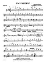 Semper Fidelis: Flute Sheet Music
