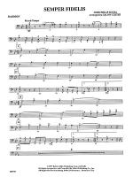 Semper Fidelis: Bassoon Sheet Music