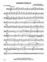 Semper Fidelis: 1st Trombone Sheet Music