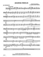 Semper Fidelis: 2nd Trombone Sheet Music