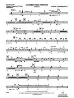 Christmas Winds (Overture): 1st Percussion Sheet Music