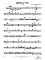 Christmas Winds (Overture): Timpani Sheet Music