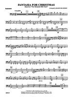 Fantasia for Christmas (based on The Ukranian Bell Carol): Bassoon Sheet Music