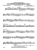 On This Day Earth Shall Ring (Holst Winter Suite, Mvt. I): E-flat Alto Saxophone Sheet Music
