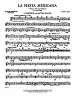 La Fiesta Mexicana (A Mexican Folk Song Symphony for Concert Band): B-flat Bass Saxophone Sheet Music