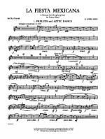 La Fiesta Mexicana (A Mexican Folk Song Symphony for Concert Band): 1st B-flat Cornet Sheet Music