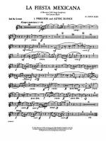 La Fiesta Mexicana (A Mexican Folk Song Symphony for Concert Band): 2nd B-flat Cornet Sheet Music