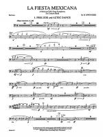 La Fiesta Mexicana (A Mexican Folk Song Symphony for Concert Band): Baritone B.C. Sheet Music