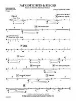 Patriotic Bits & Pieces (based on Favorite American Themes): 2nd Percussion Sheet Music