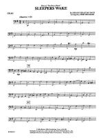 Sleepers Wake (More of the Best of Bach): Cello Sheet Music