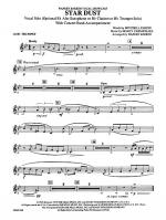 Star Dust: 1st B-flat Trumpet Sheet Music