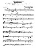 Star Dust: 1st F Horn Sheet Music