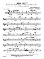 Star Dust: 1st Trombone Sheet Music