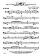 Star Dust: 3rd Trombone Sheet Music