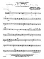 Star Dust: String Bass Sheet Music
