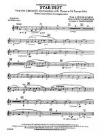 Star Dust: WP 1st Horn in E-flat Sheet Music