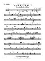 Danse Infernale: Bassoon Sheet Music