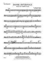 Danse Infernale: 2nd Bassoon Sheet Music