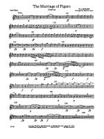 The Marriage of Figaro -- Overture: 2nd Oboe Sheet Music