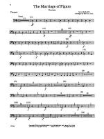 The Marriage of Figaro -- Overture: Timpani Sheet Music