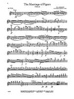 The Marriage of Figaro -- Overture: 1st Violin Sheet Music