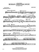 Russian Christmas Music: 2nd Piccolo Sheet Music
